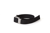 Cam Strap with Stainless Steel Closure